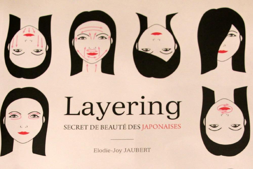 Layering à la japonaise
