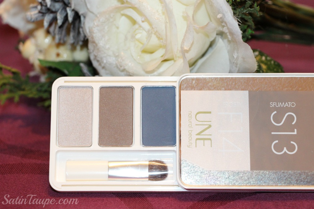 UNE natural beauty palette P09