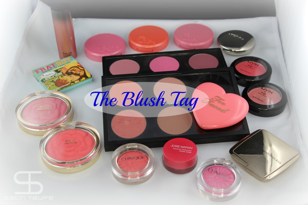 The Blush Tag