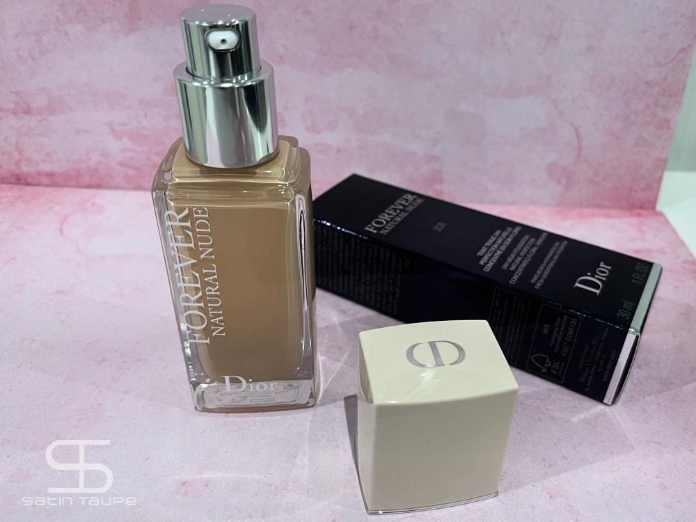 Dior Forever Natural Nude avis
