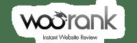 Woorank Website Grader logo - website evaluations, website audit