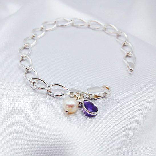 Bracelet Ilios argent