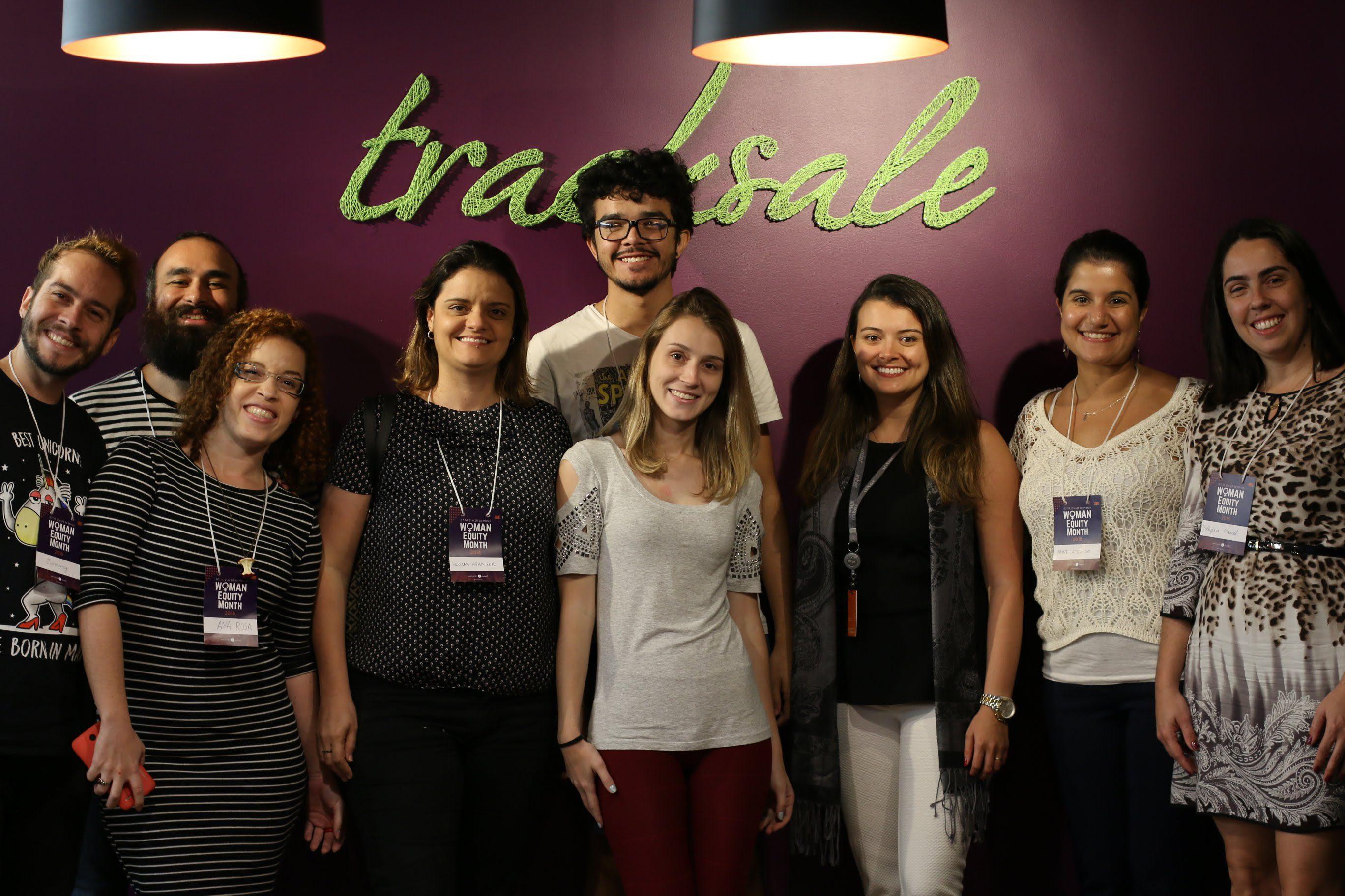 a mulher em cargos de liderança - primeiro meetup - satisfação de clientes - tracksale