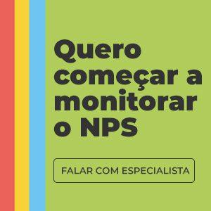 Comece a monitorar o NPS