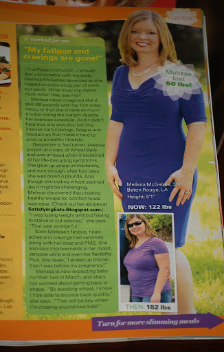 Check out FIRST Magazine for Woman….See my success story and before and after pictures!