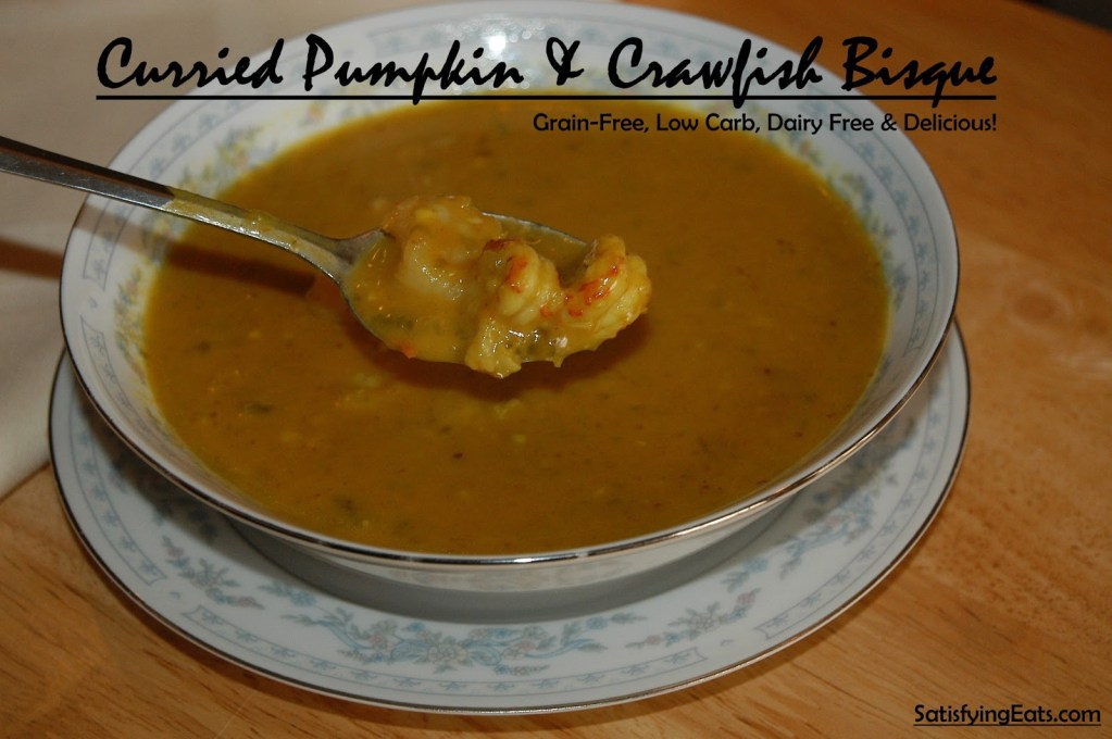 Curried Pumpkin Bisque