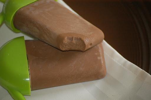 Sugar-Free Fudge Pops (also Dairy Free)