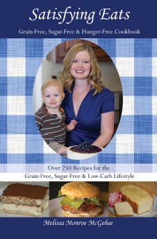 Giveaway and Second Printing of Satisfying Eats Cookbook