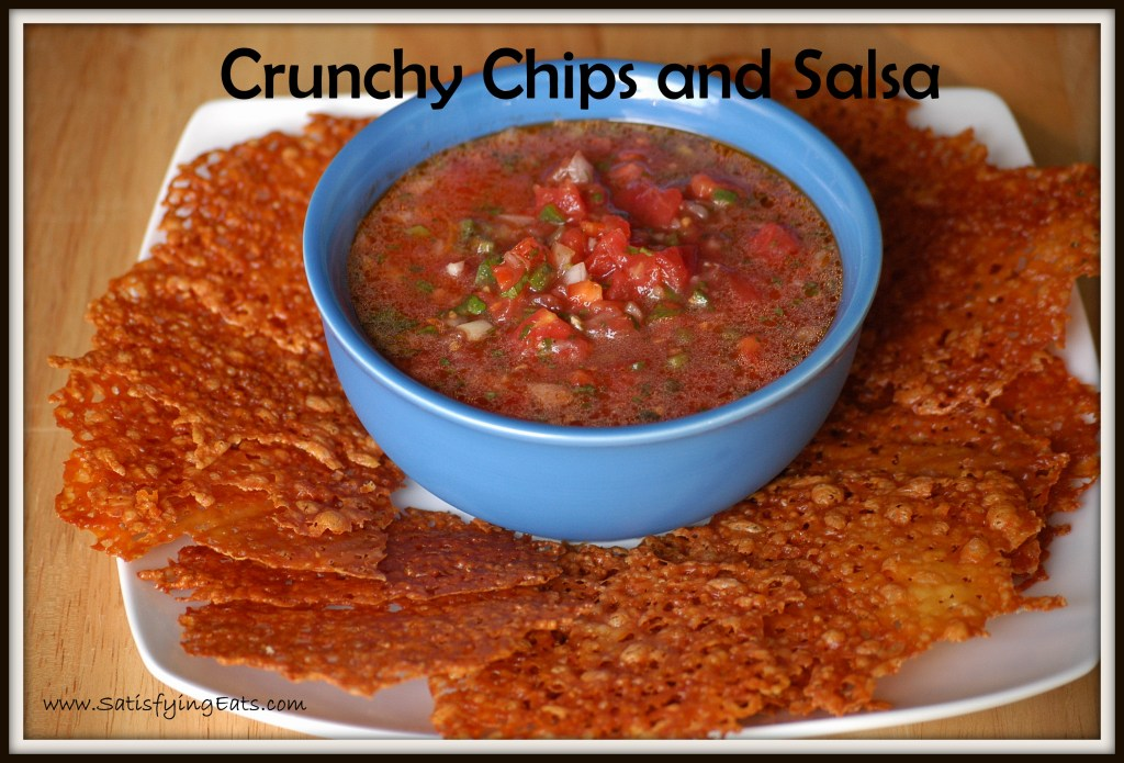 Amazing Salsa and Chips