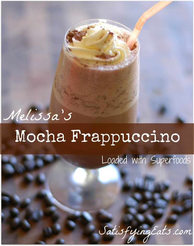 Melissa's Mocha Frappuccino