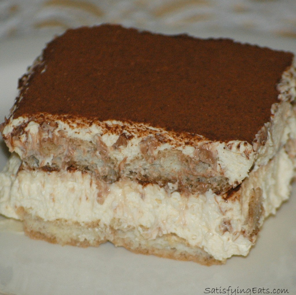 Grain-Free and Sugar-Free Tiramisu