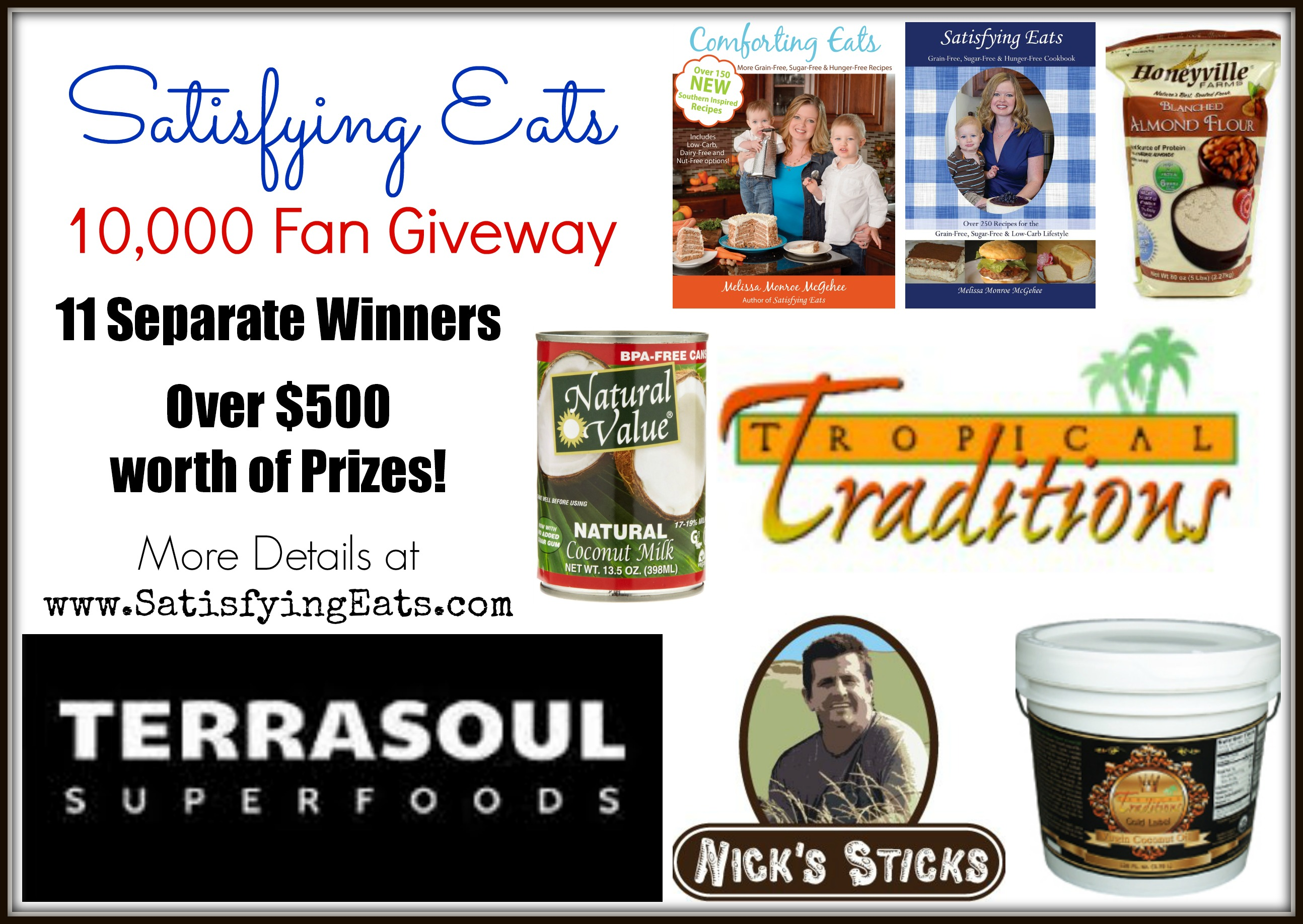 giveaway collage