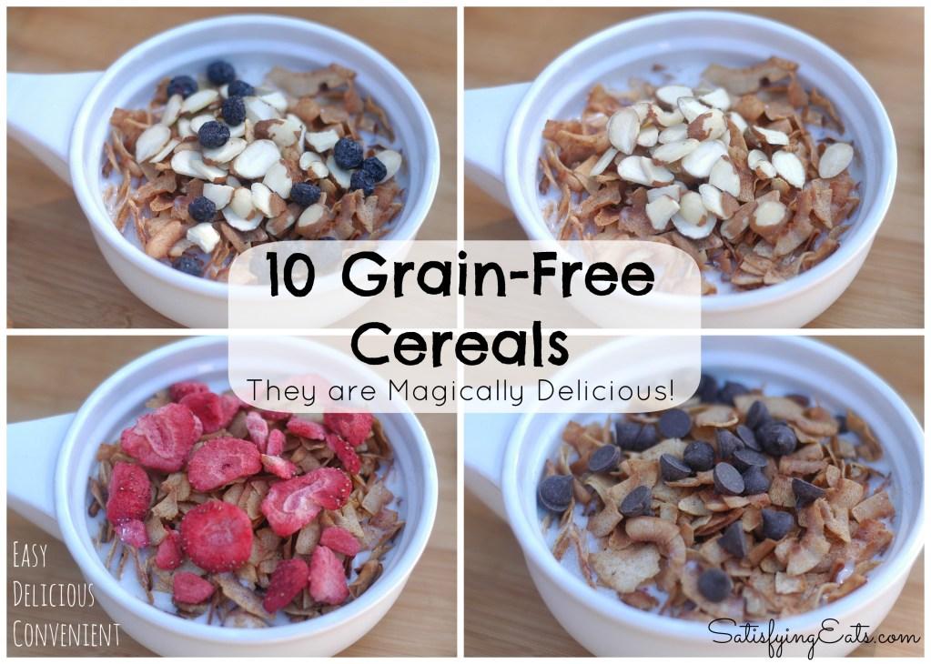 10 Grain-Free Cereal Recipes & More Breakfast Ideas