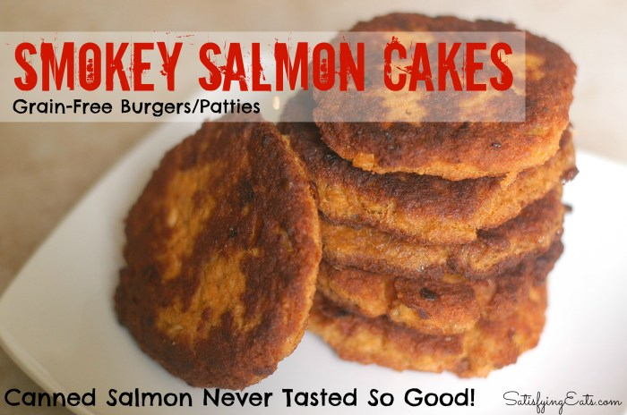 Smokey Salmon Cakes 1