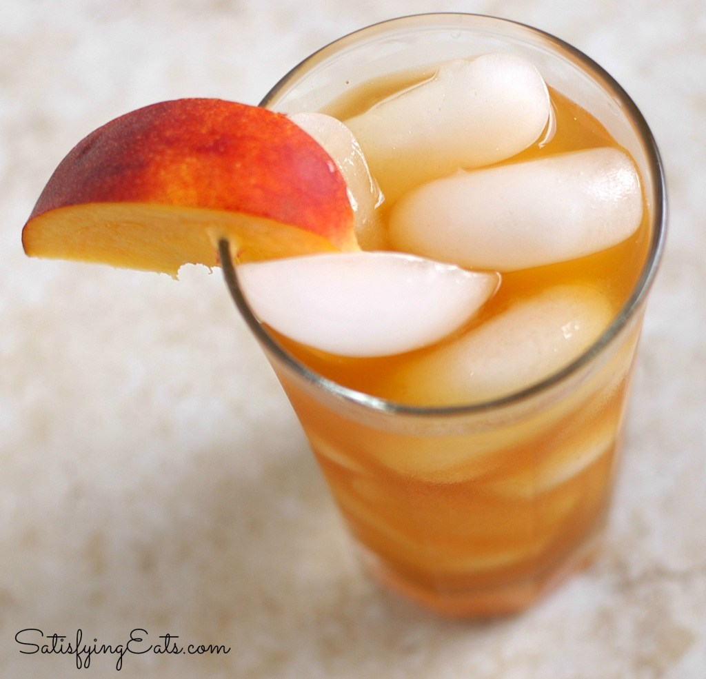 Peach Ice Tea 2