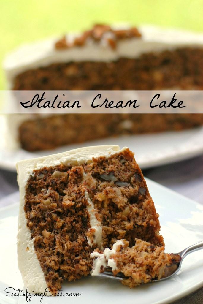 Big Italian Cream Cake1