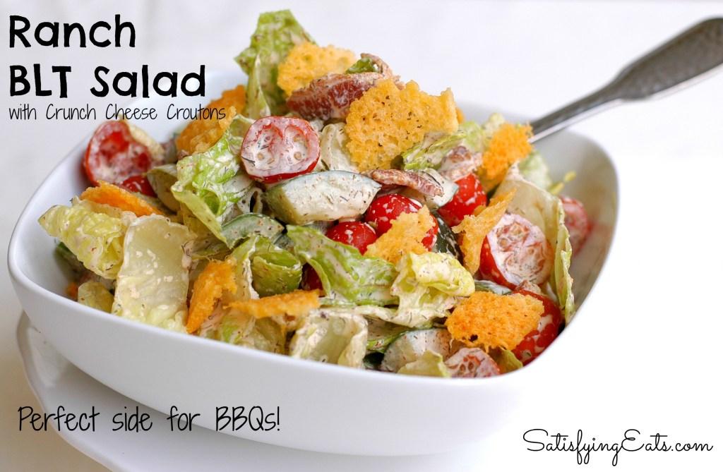 Ranch BLT Salad