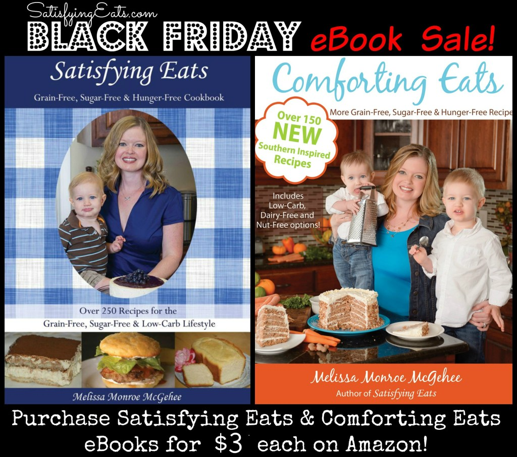 2016 Black Friday Sale & Giveaway… My eBooks just $3