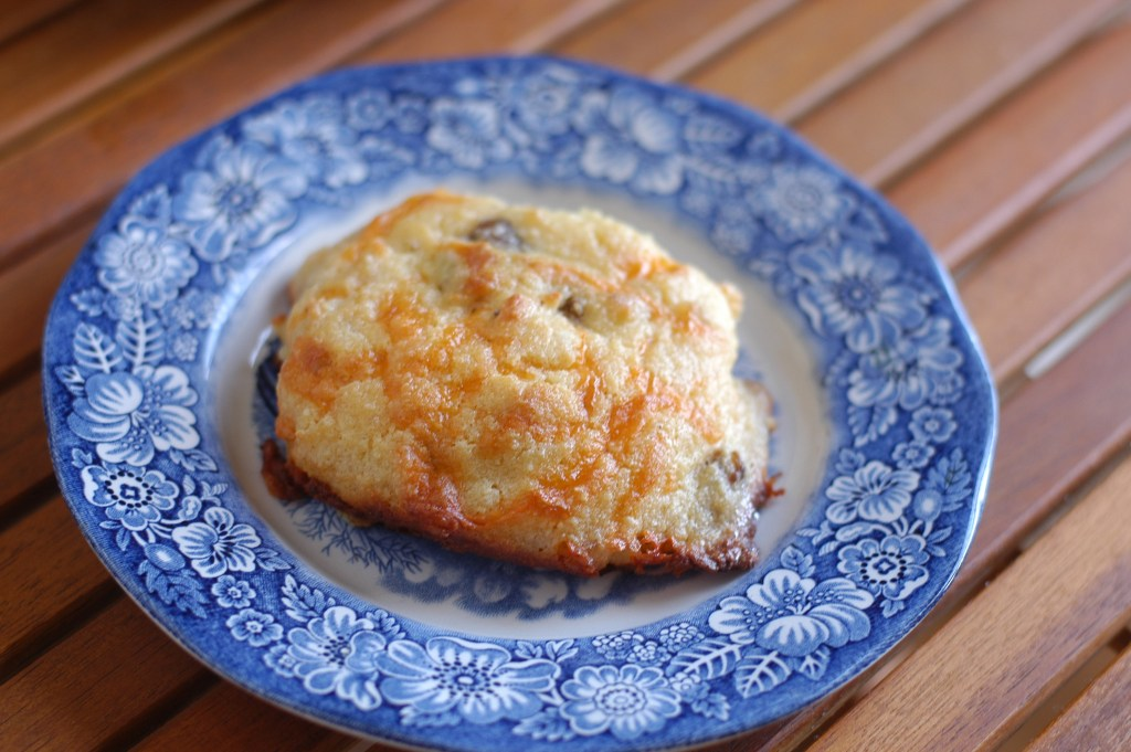 Portable Southern Sausage Biscuits (low-carb/keto)