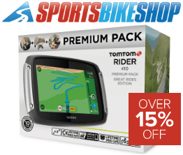 Sports Bike Shop TomTom Offer