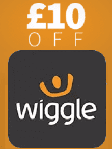 Wiggle £10 Off First Orders