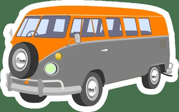 Campervan Caravan Truck Car or Motorbike