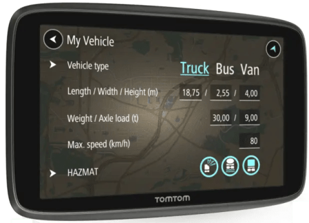 TomTom Go Professional