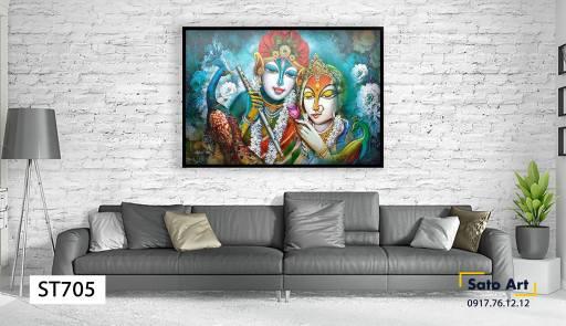 Giá tranh nghệ thuật