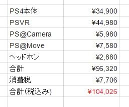 PS4価格