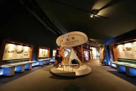 白瀬南極探検隊記念館