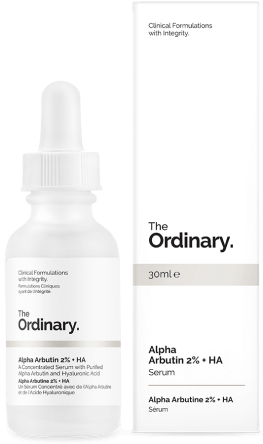 The Ordinary Alpha 2% + HA