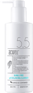 Acwell Bubble Free pH Balancing Cleanser