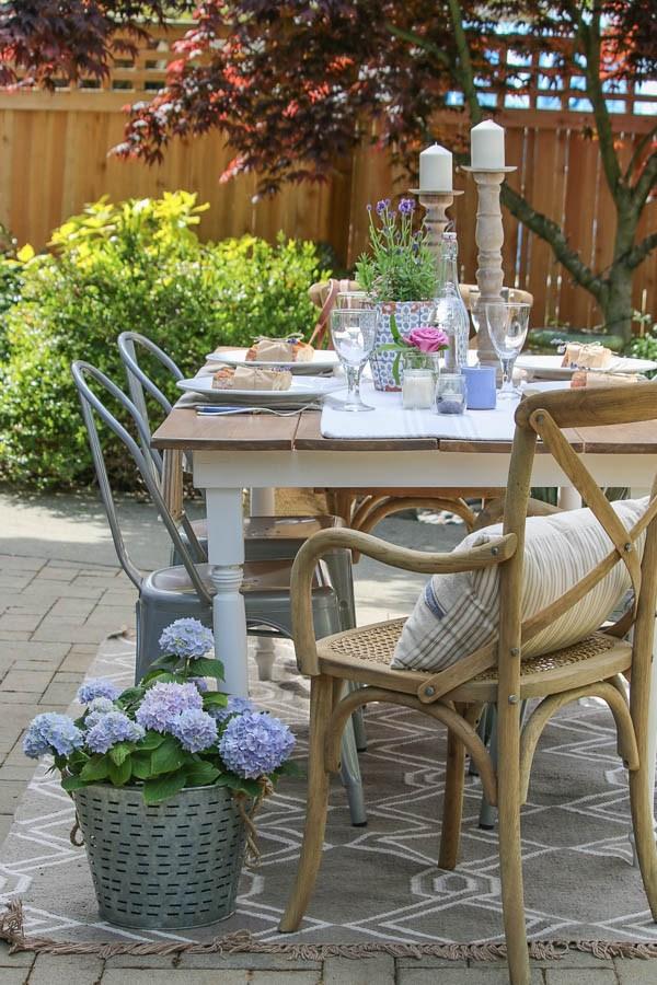 Beautiful Outdoor Living Spaces - Satori Design for Living on Farmhouse Outdoor Living Space id=38341