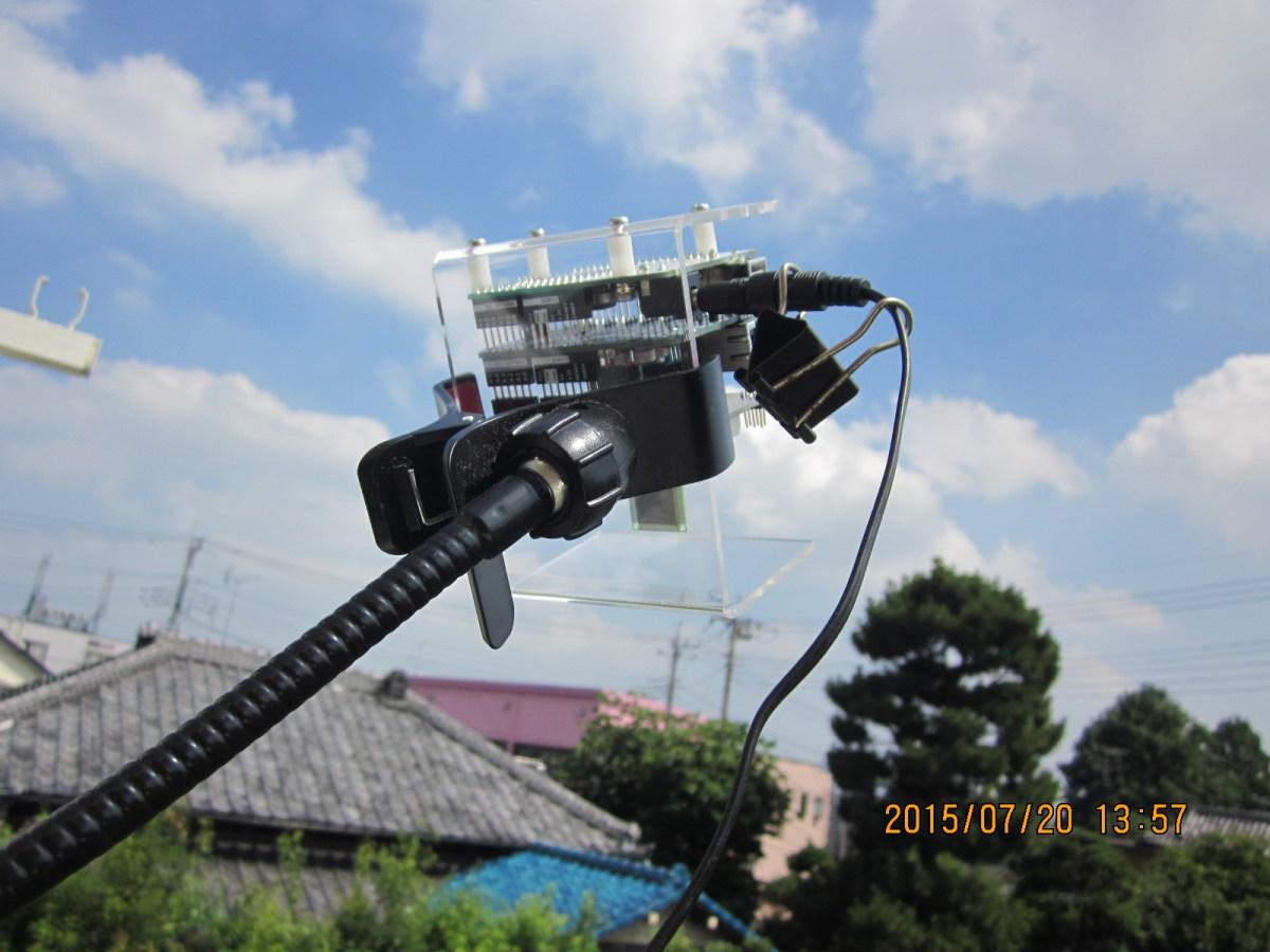 Webでサービスできるカメラ