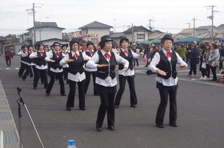 栗原市健康ダンス協会 ダンスパレード