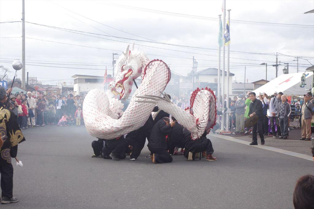 西町龍神踊実行委員会 龍神踊・クーニャン踊り