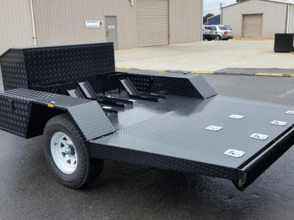 NEW TRAILER SALES – Motorbike Trailers