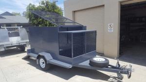NEW TRAILER SALES – Lawnmower Trailers