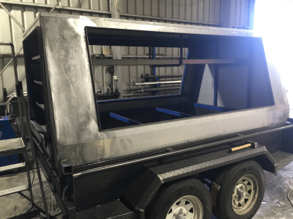 NEW TRAILER SALES – Tradesmans Trailers