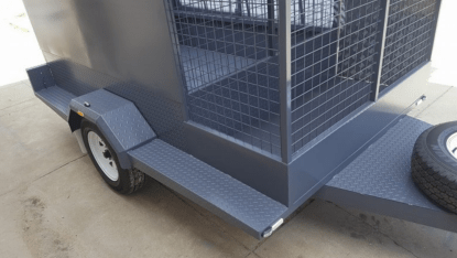 NEW TRAILER SALES – Lawnmower Trailers