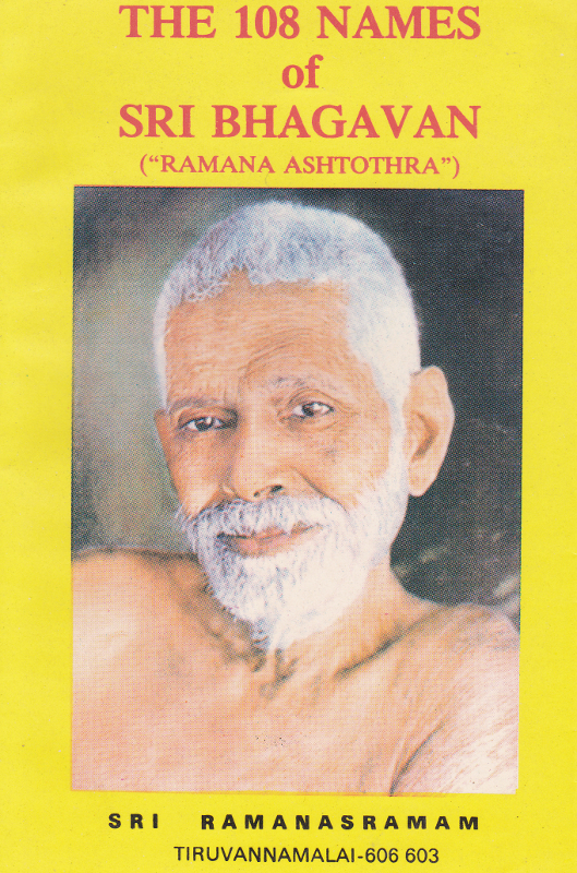 The 108 Names of Sri Bhagavan