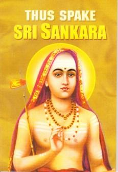 Thus Spake Sri Sankara