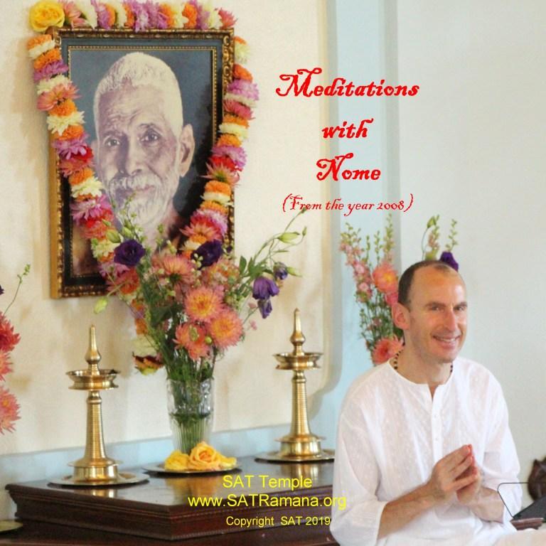Self-Inquiry Meditation Instruction Compilations