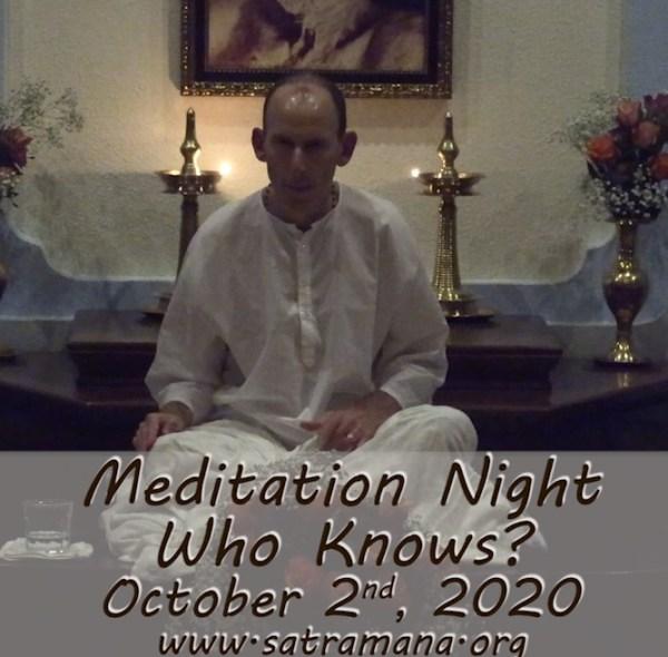 20201002-Meditation