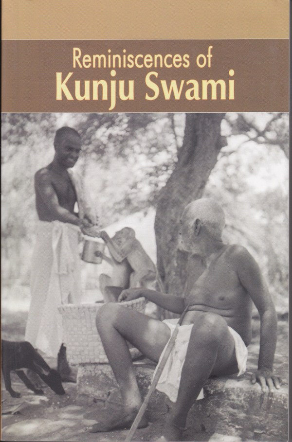 Reminiscences of Kunju Swami