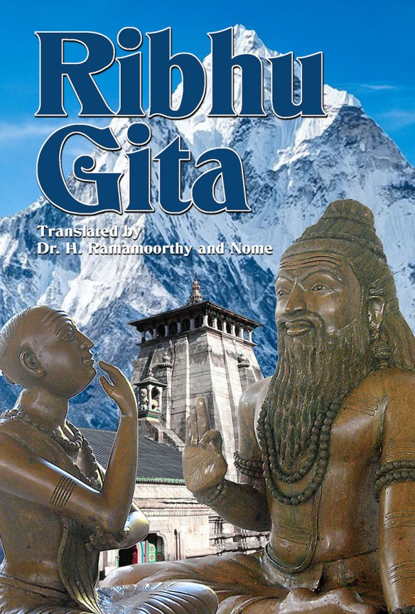Ribhu Gita Second Edition