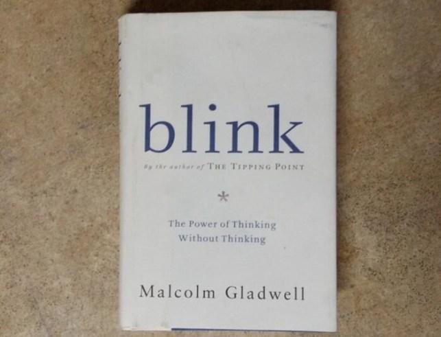 contoh resensi buku non fiksi blink malcolm gladwell