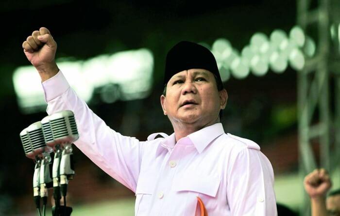 presiden indonesia prabowo subianto