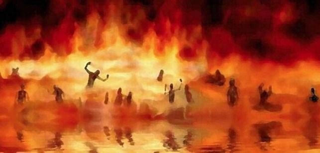 azab bagi orang kafir di neraka