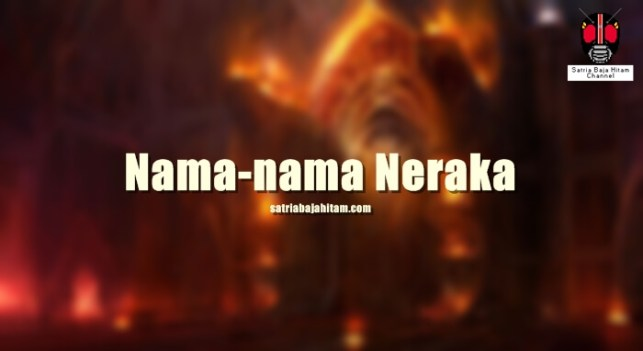 nama-nama neraka